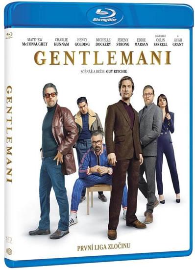 Gentlemani Blu-ray