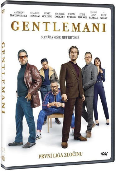 Gentlemani DVD
