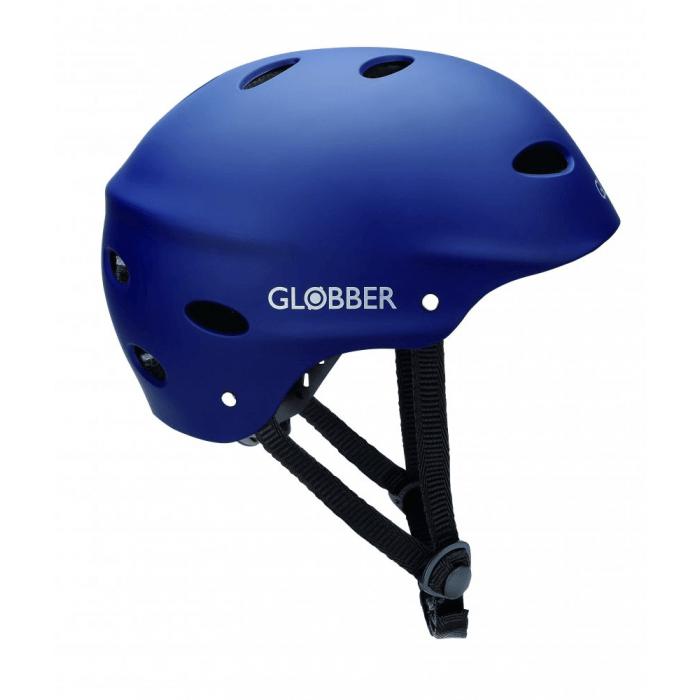 GLOBBER - prilba pre dospelých ADULTS Slate Blue S (54-56cm)