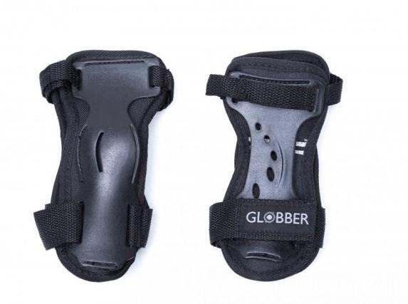 GLOBBER - Sada chráničov pre dospelých XL - čierna