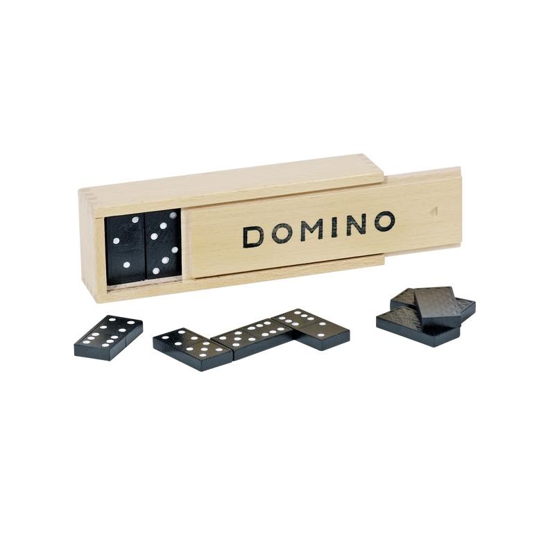 GOKI - Domino v krabičke 17 cm