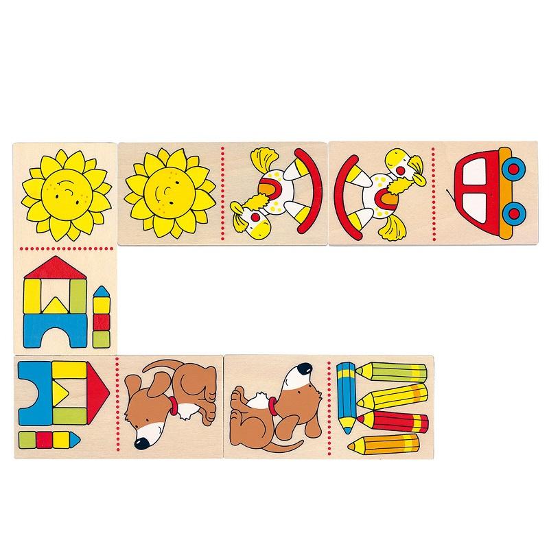 GOKI - Moje prvé domino