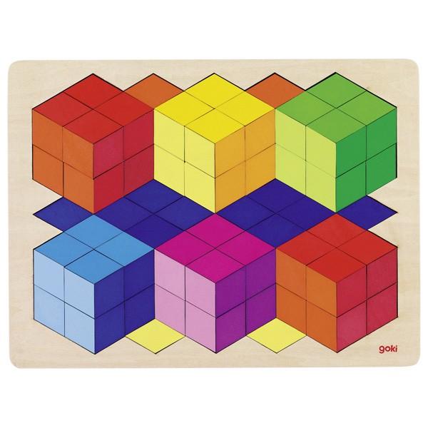 GOKI - Puzzle 3D
