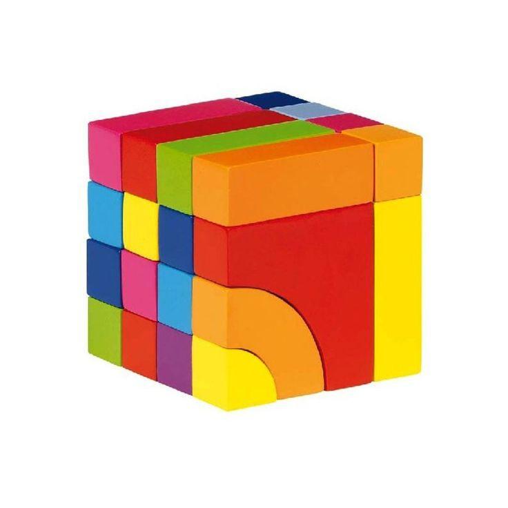 GOKI - Puzzle Poskladaj kocku