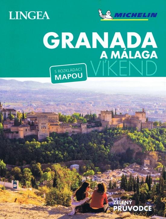 Granada a Málaga - víkend...s rozkládací mapou