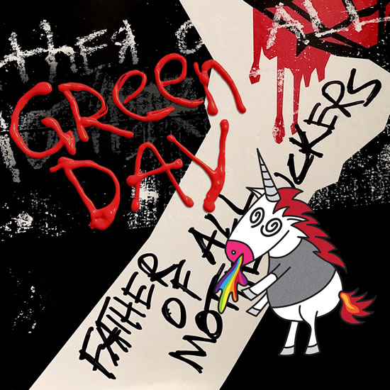 Green Day: Father Of All Motherfuckers CD - Green Day