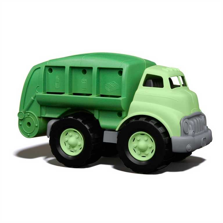 GREEN TOYS - Recyklační smetiari