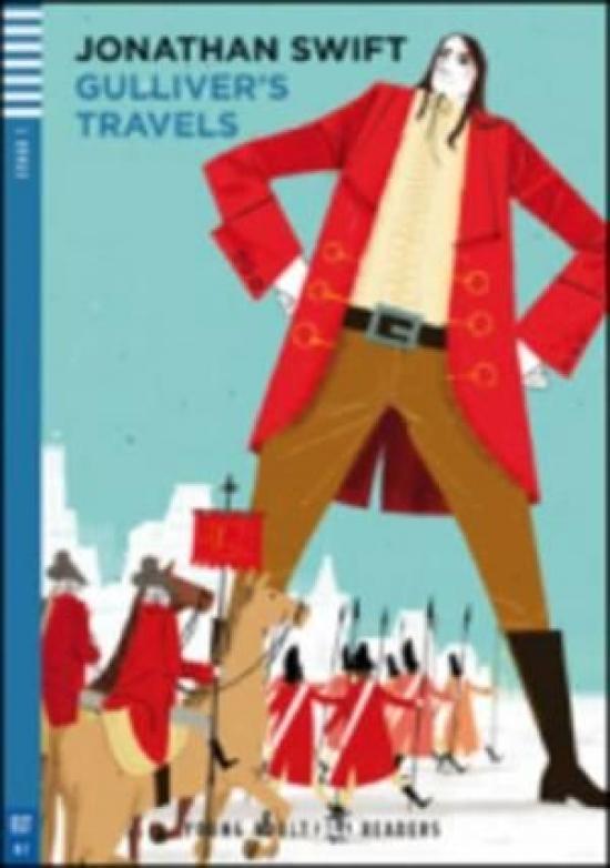 Gulliver s Travels (A1) - Jonathan Swift