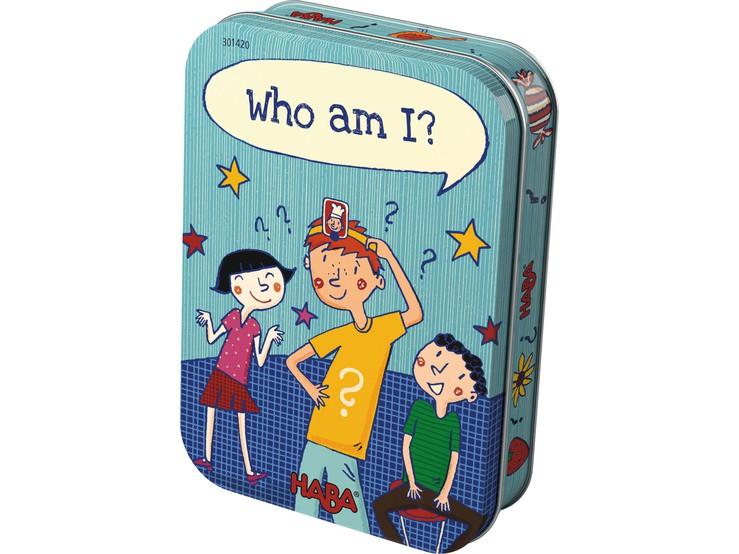 HABA - Kto som - hra v plechovke