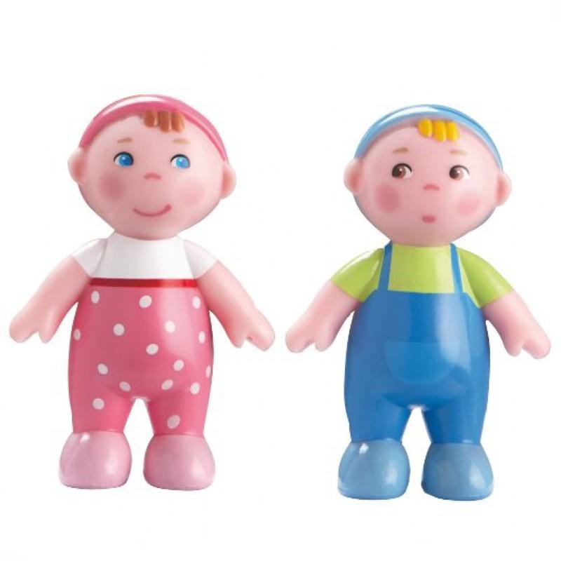 HABA - Little Friends Bábätká Marie a Max
