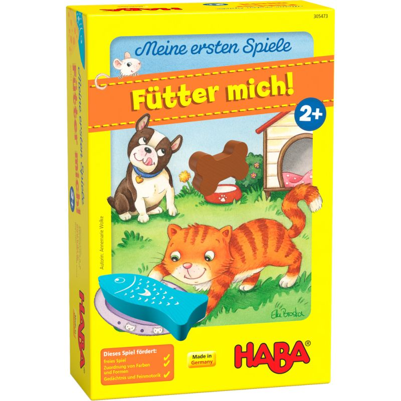 HABA - Moja prvá hra Hryz, hryz