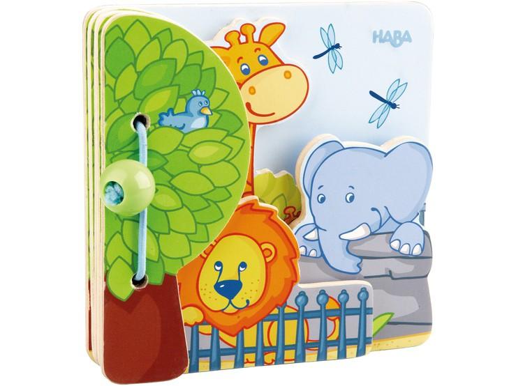 HABA - Prvá obrázková knižka Zoo priatelia