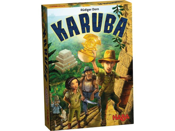 HABA - Rodinná hra Karuba