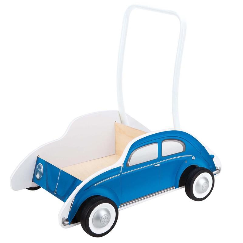 HAPE - Auto na tlačenie VW modré