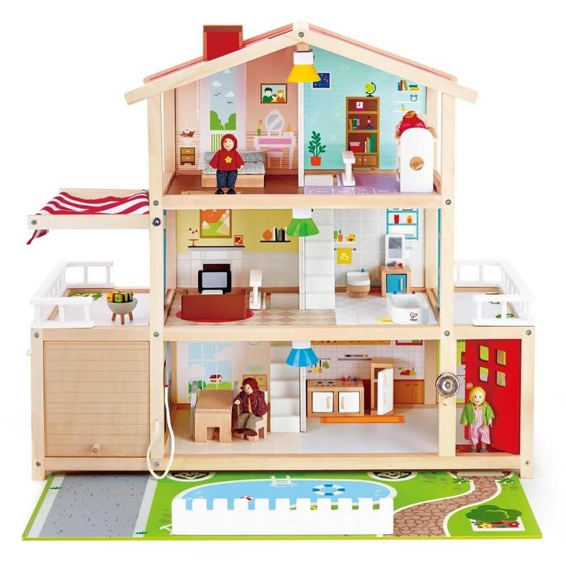 HAPE - Domček pre bábiky