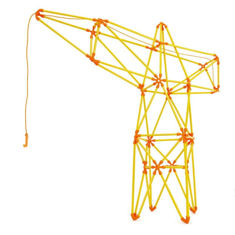 HAPE - Flexistix bambusová skladačka Žeriav