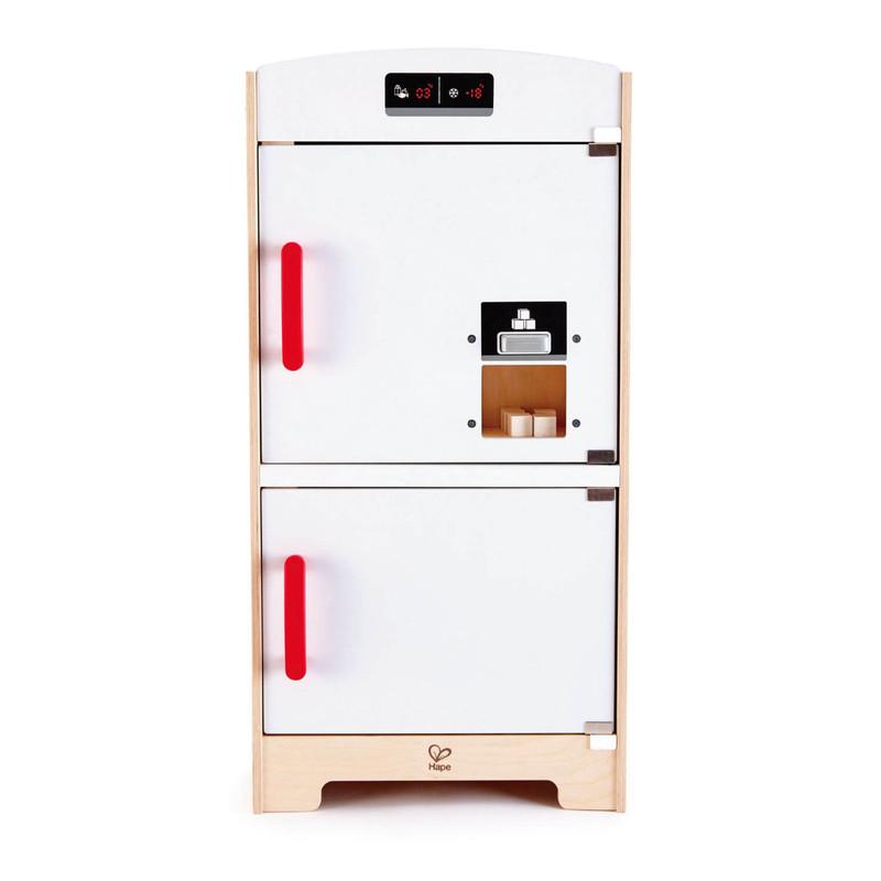 HAPE - Kombinovaná chladnička biela