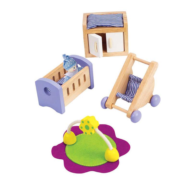 HAPE - Nábytok do domčeka Izba pre bábätko