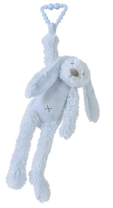 HAPPY HORSE - králik Richie na zavesenie - Modrý