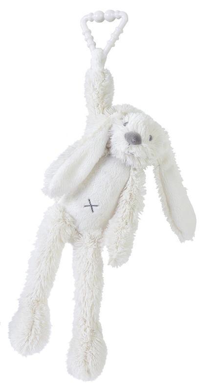 HAPPY HORSE - králik Richie na zavesenie - Smotanový