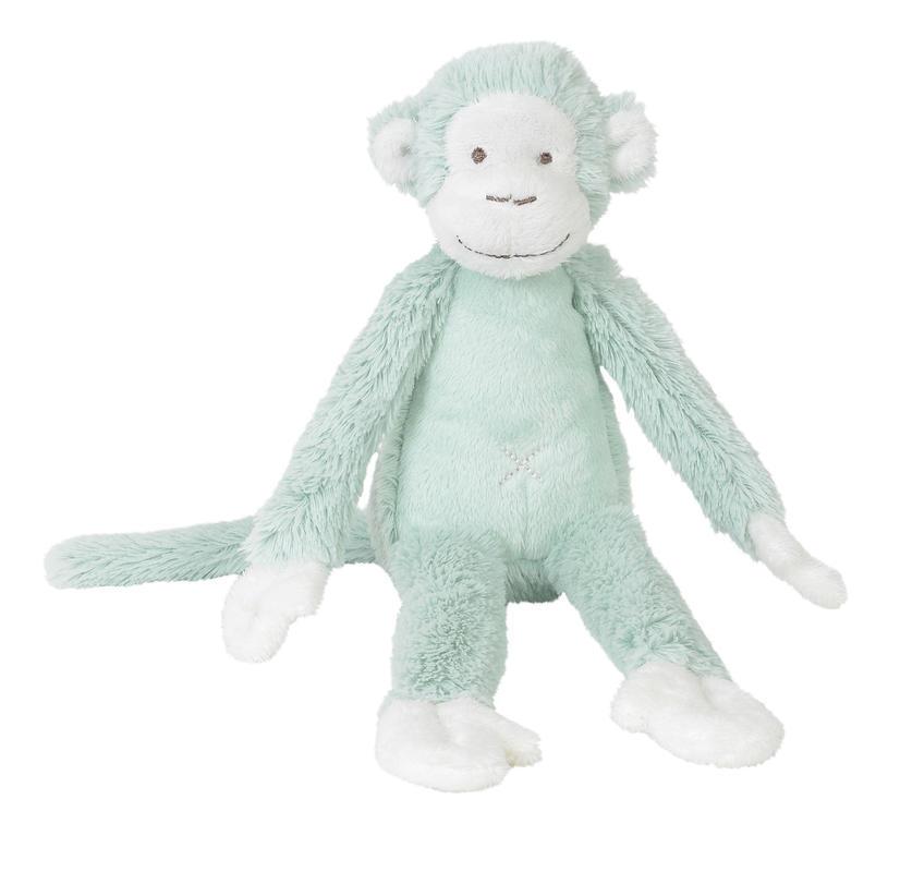 HAPPY HORSE - Opička Mickey no.2 - Tyrkys