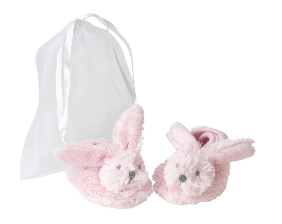 HAPPY HORSE - papučky králik Richie - Ružové
