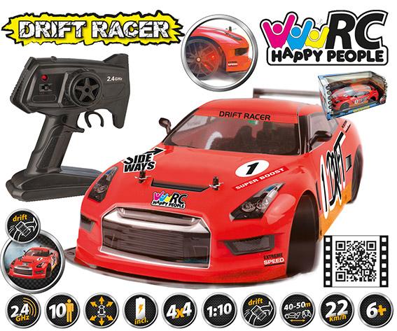 HAPPY PEOPLE - Rc Drift Racer