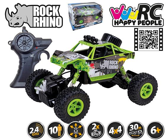 HAPPY PEOPLE - Rc Rock Rhino