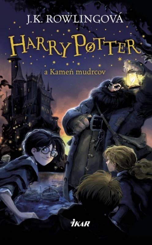 Harry Potter 1 - A kameň mudrcov, 3. vydanie - Joanne K. Rowlingová