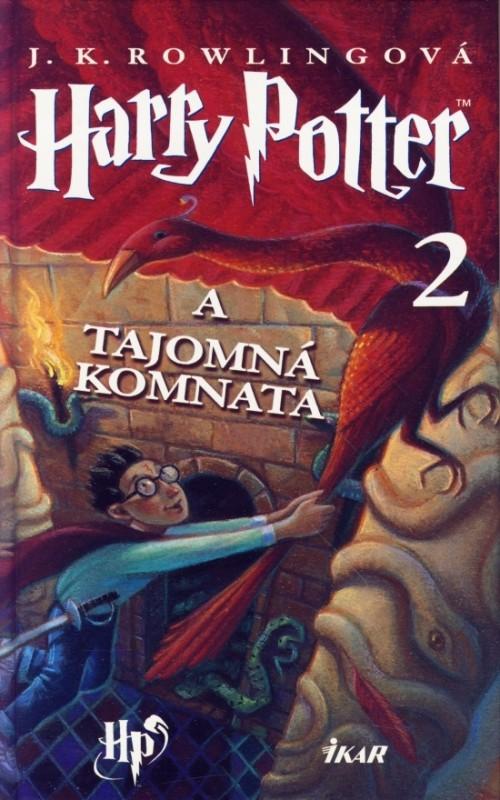 Harry Potter 2 - A tajomná komnata, 2. vydanie - Joanne K. Rowlingová