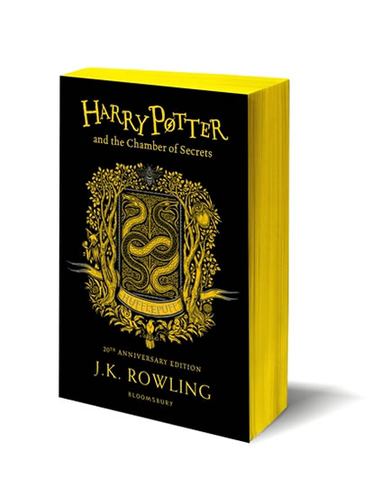 Harry Potter and the Chamber of Secrets: Hufflepuff Edition - Joanne K. Rowlingová
