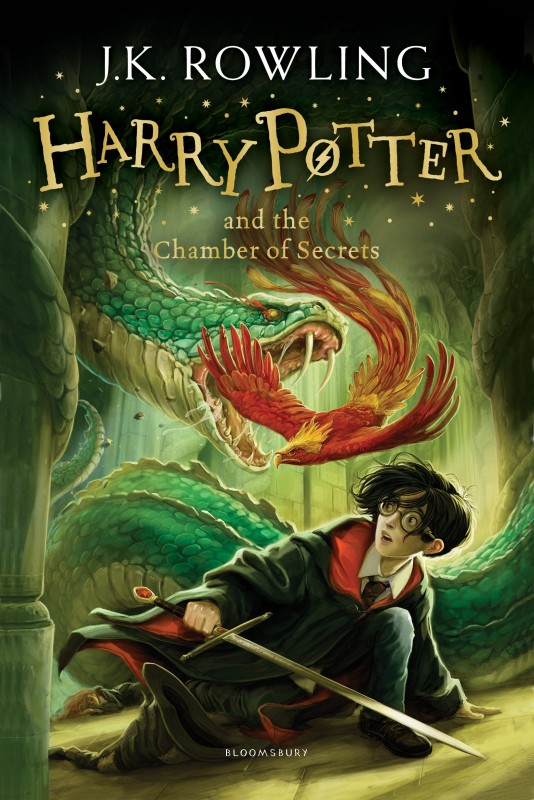 Harry Potter and the Chamber of Secrets - J. K. Rowling