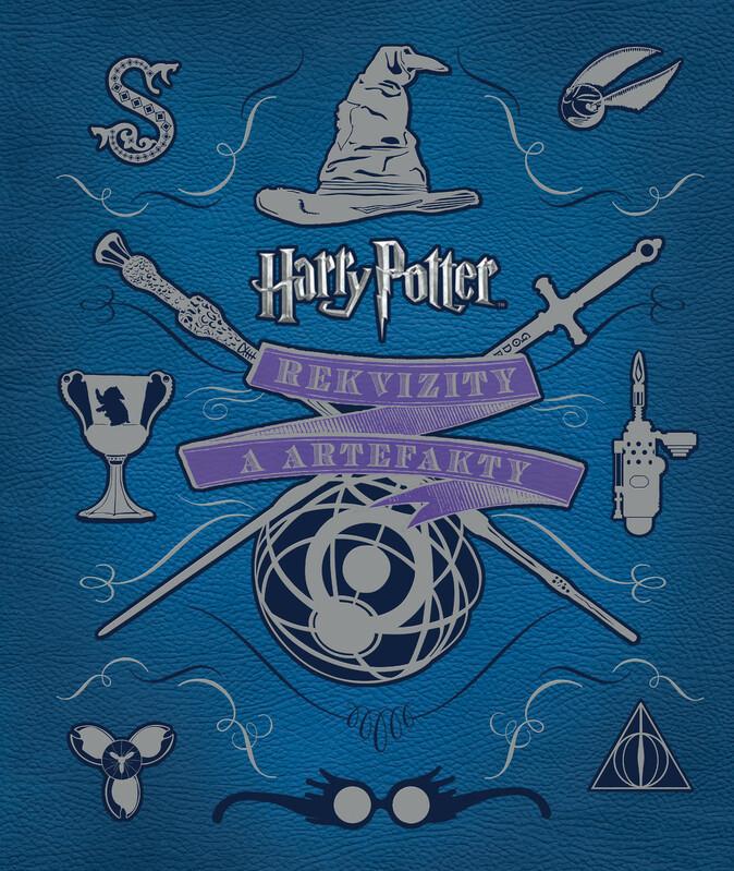 Harry Potter. Rekvizity a artefakty - Jody Revenson