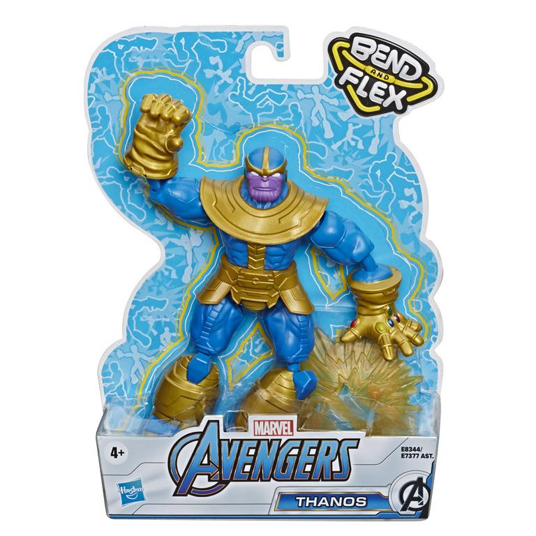 HASBRO - Avengers figúrka Bend and Flex