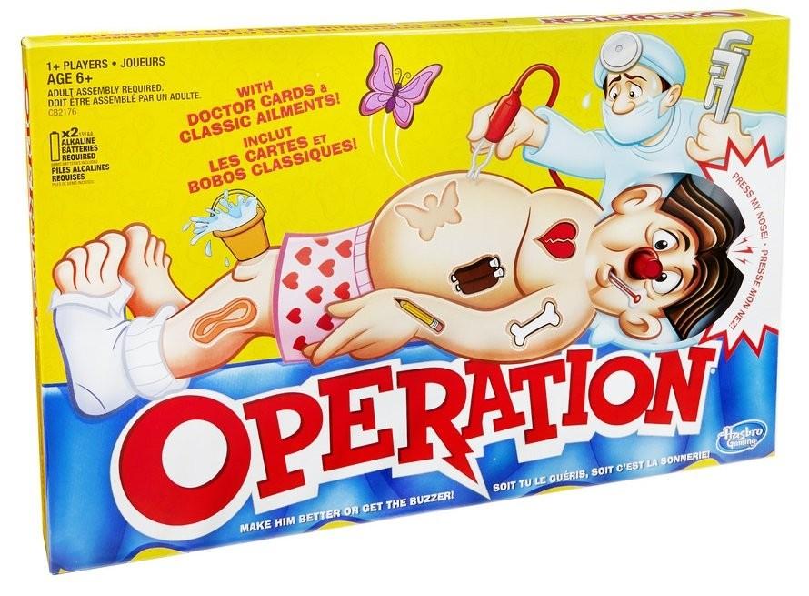HASBRO - B2176 Operácia