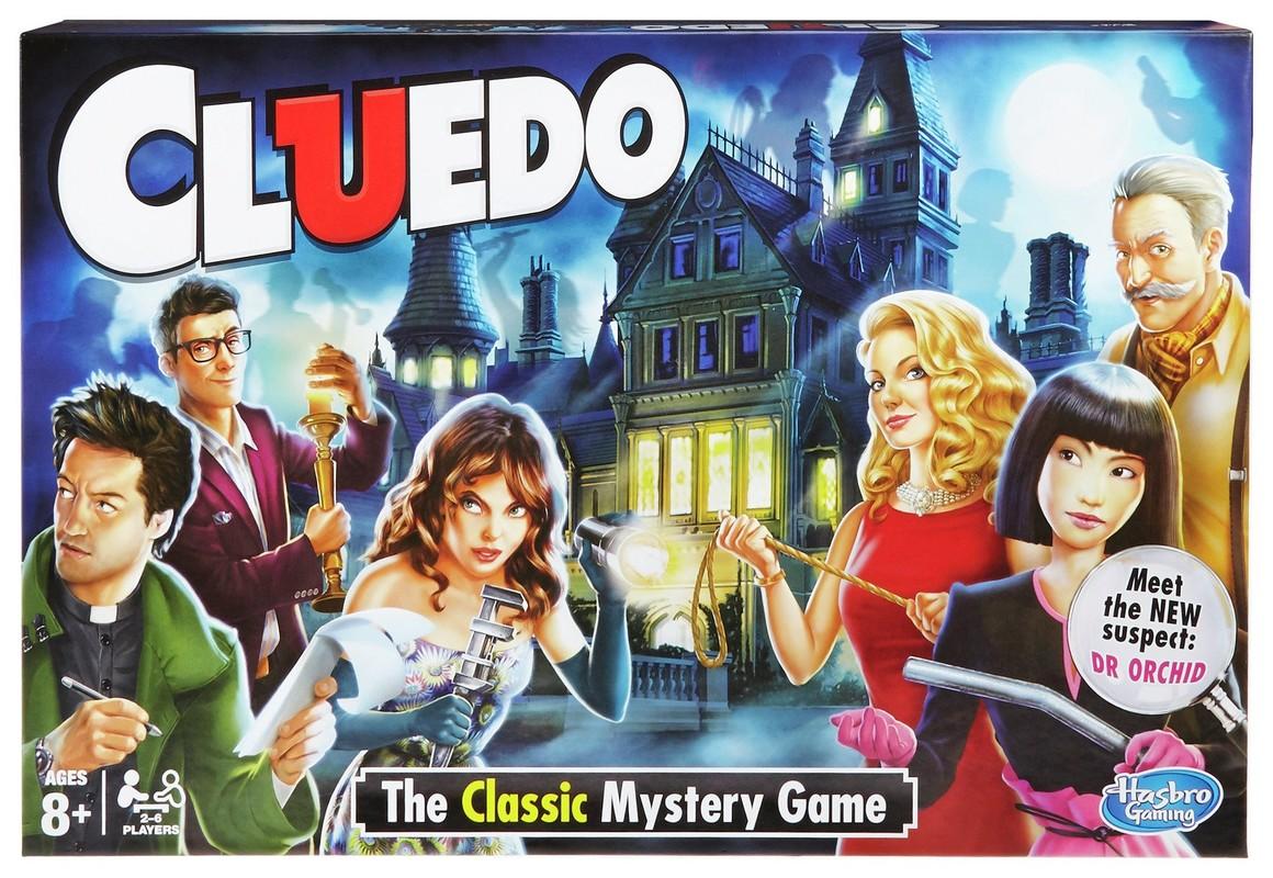 HASBRO - Cluedo 38712