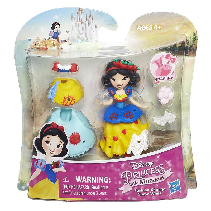 HASBRO - Disney Princess Mini Bábika S Doplnkami , Mix Produktov