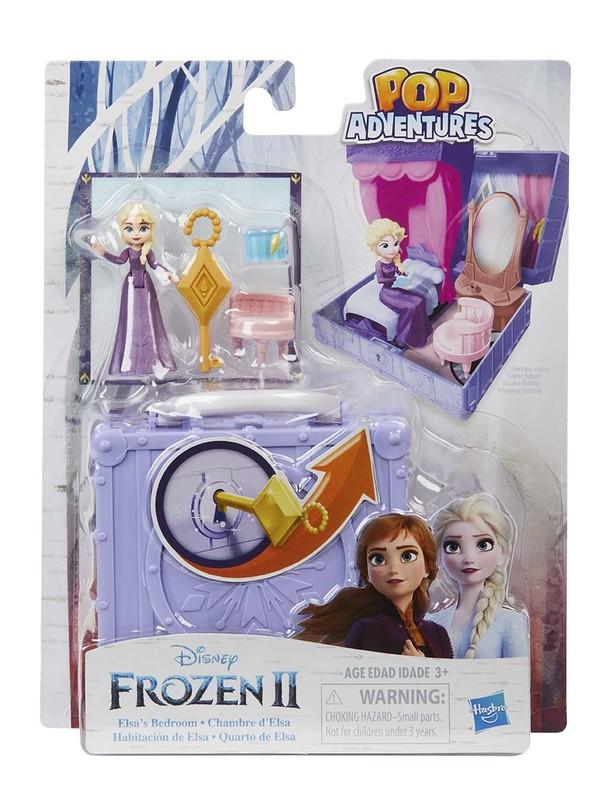 HASBRO - Frozen 2 hrací set so scénou