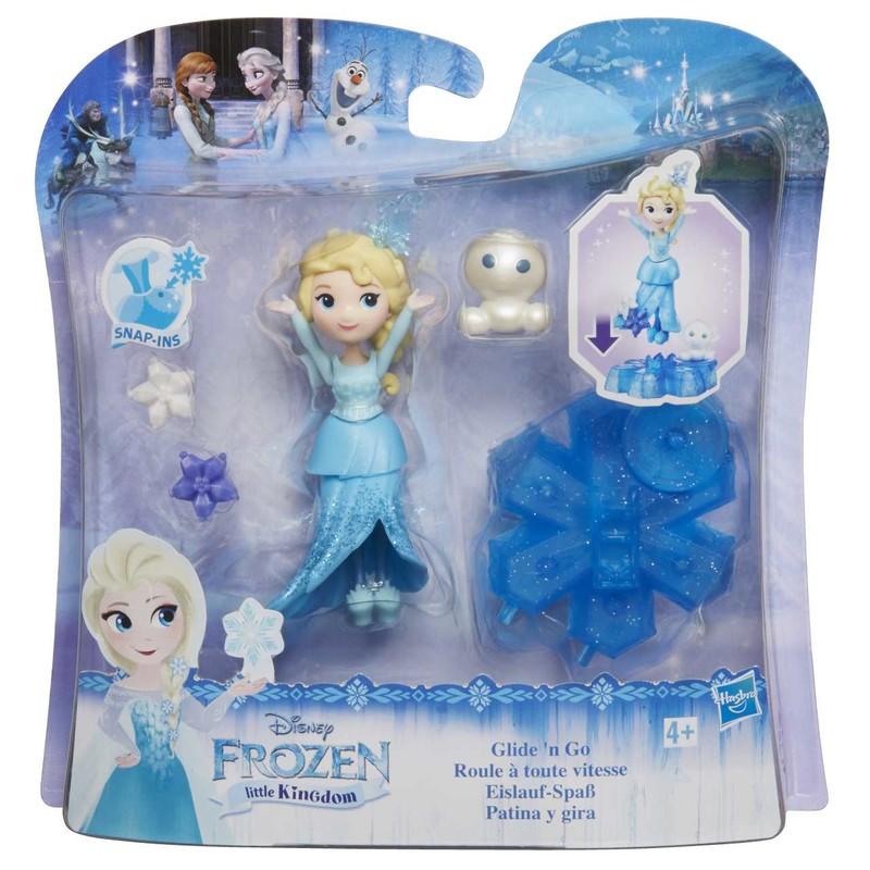 HASBRO - Frozen Mini bábika so základnými funkcami asst