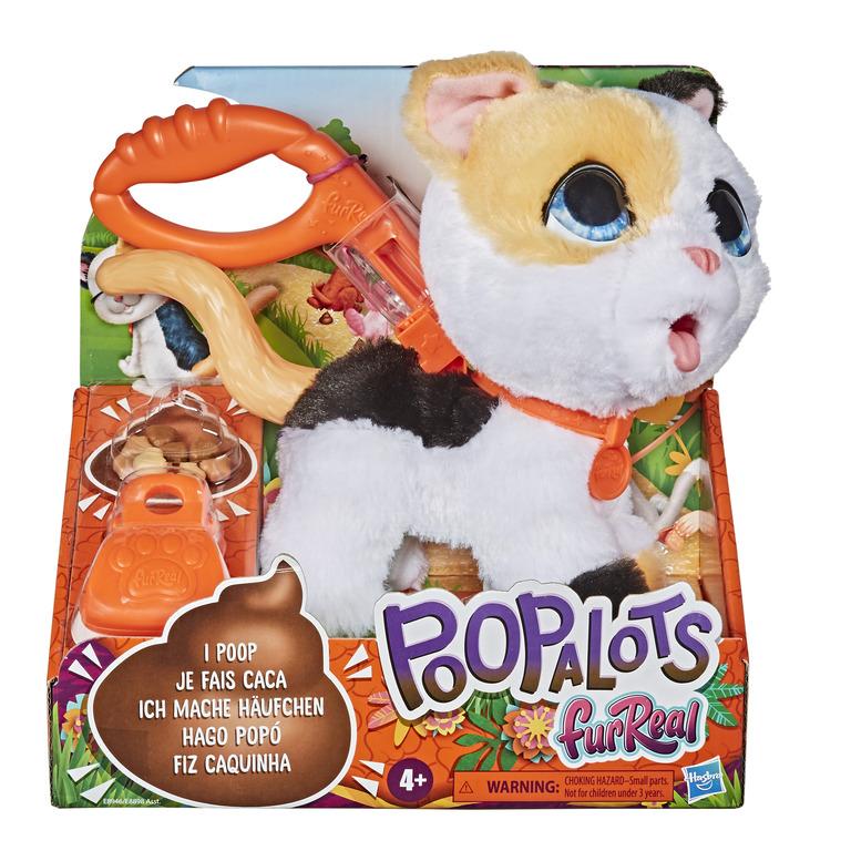 HASBRO - FurReal Friends Poopalots veľké zvieratko