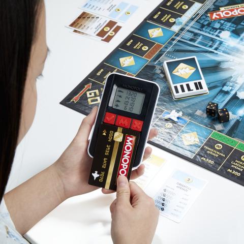 HASBRO - Monopoly Elektronické bankovníctvo New B6677 SK