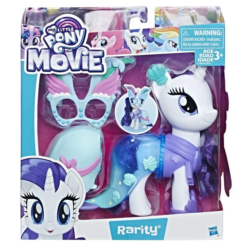 HASBRO - My Little Pony 15cm poník s doplnkami a prevlekmi asst