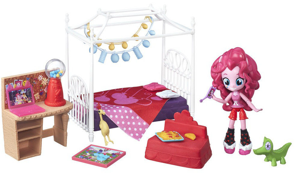 HASBRO - My Little Pony Equestria Izbička hrací set B8824