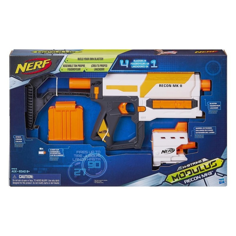 HASBRO - Nerf Modulus Recon MK11 - B4616