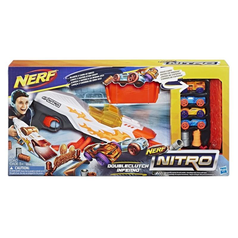 HASBRO - Nerf Nitro Doubleclutch