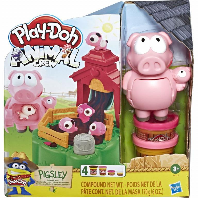 HASBRO - Play-Doh Animals Rochniace sa prasiatka