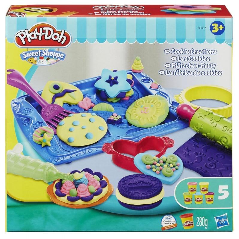 HASBRO - Play Doh Súprava Na Pečenie Sušienok