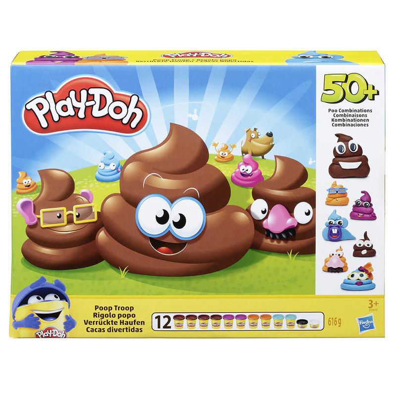 HASBRO - Play Doh Ultimátne Zábavný Set