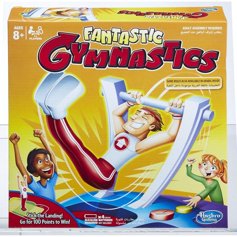 HASBRO - Spoločenská Hra Fantastic Gymnastics