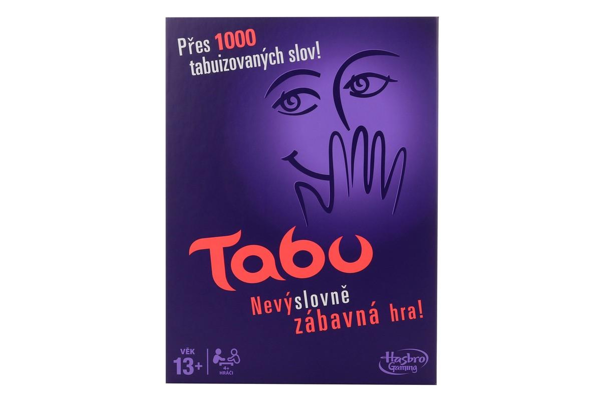 HASBRO - Spoločenská hra Tabu